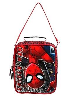 Spider man Ters Spider-Man Simli Beslenme Çantası - Erkek Çocuk